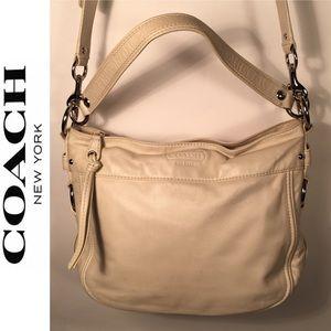 Coach Pearl Optic Zoe Crossbody Bag F14707